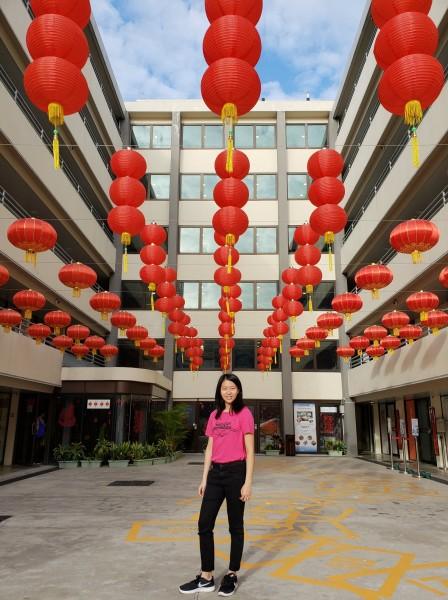 第4名:Wannie Chung 拍摄地点:前地堂